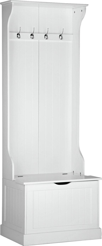 Sale On Argos Home All In One Hallway Unit White Argos