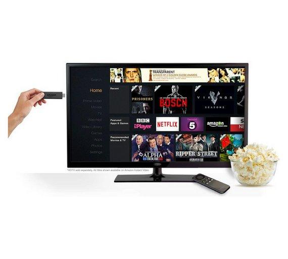 buy amazon fire tv stick at your online shop. Black Bedroom Furniture Sets. Home Design Ideas