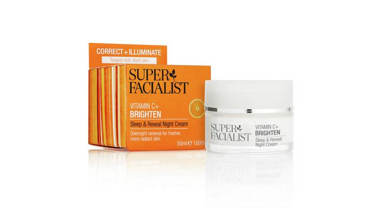 Super Facialist Vitamin C Night Cream - 50ml