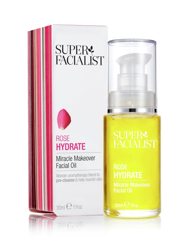 Super Facialist Rose Facial Oil - 30ml