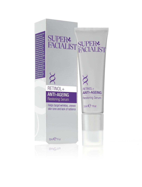 Super Facialist Retinol  Anti-Ageing Restoring Serum  - 30ml