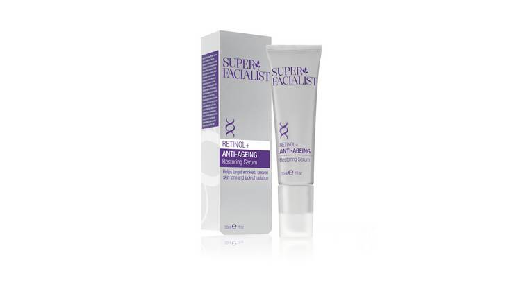 Super Facialist Retinol+ Anti-Ageing Restoring Serum  - 30ml
