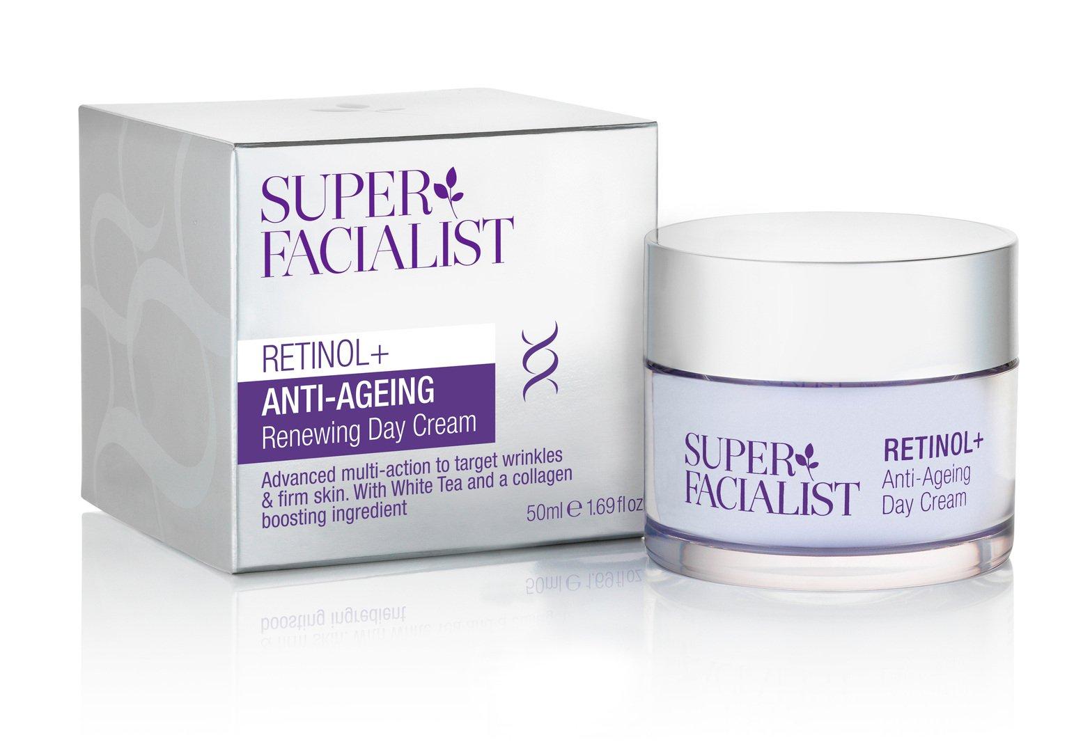 Super Facialist Retinol Anti-Ageing Day Cream 50ml