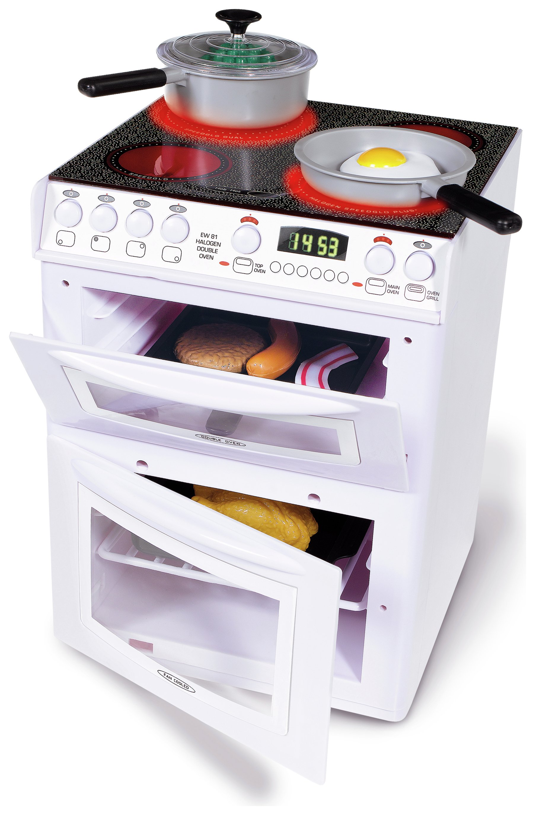 Image of Casdon - Electronic Children's Cooker