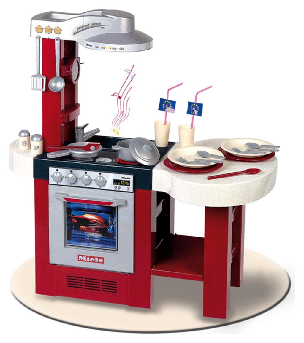 Toy kitchen find it for less for Kitchen set argos