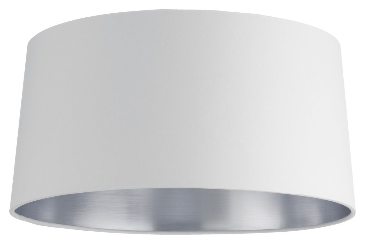 Habitat mini grande tapered lampshade white