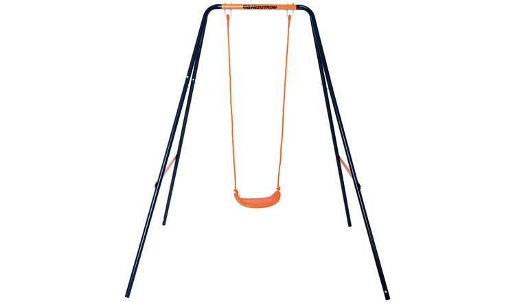 Hedstrom Kids Garden Swing - Blue and Orange