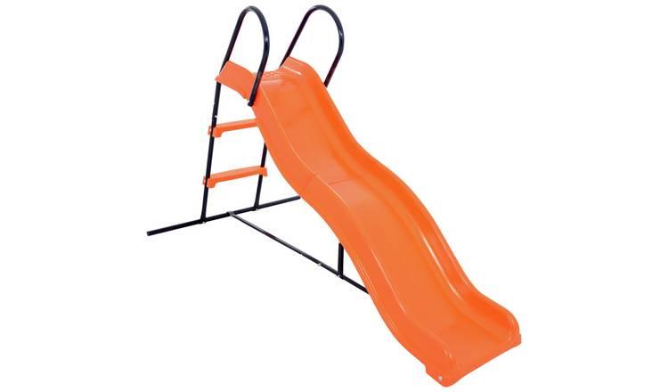 Hedstrom Wavy Kids Garden Slide - Orange from Argos' garden toy range