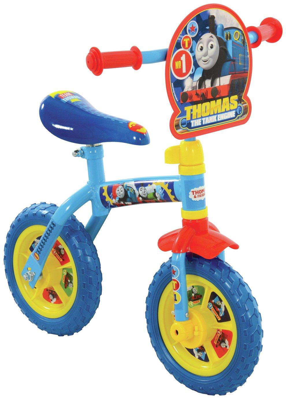 Thomas & Friends 2 in 1 10 Inch Trainer Bike