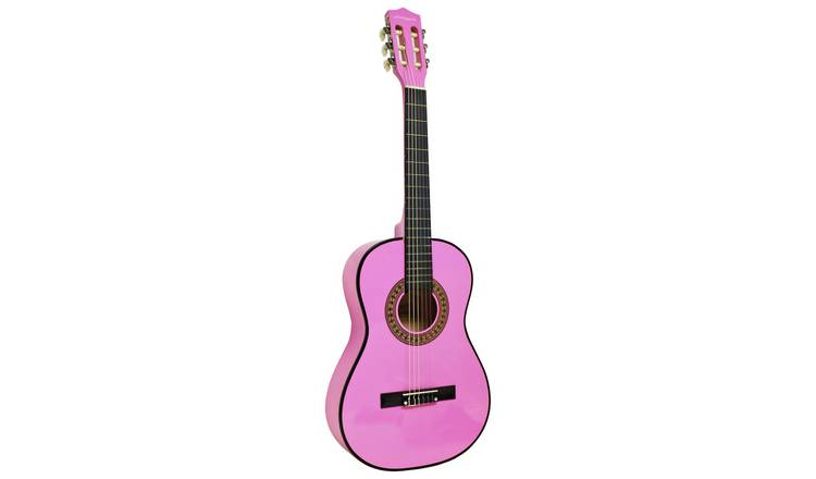 Martin Smith 3/4 Size Acoustic Guitar - Pink