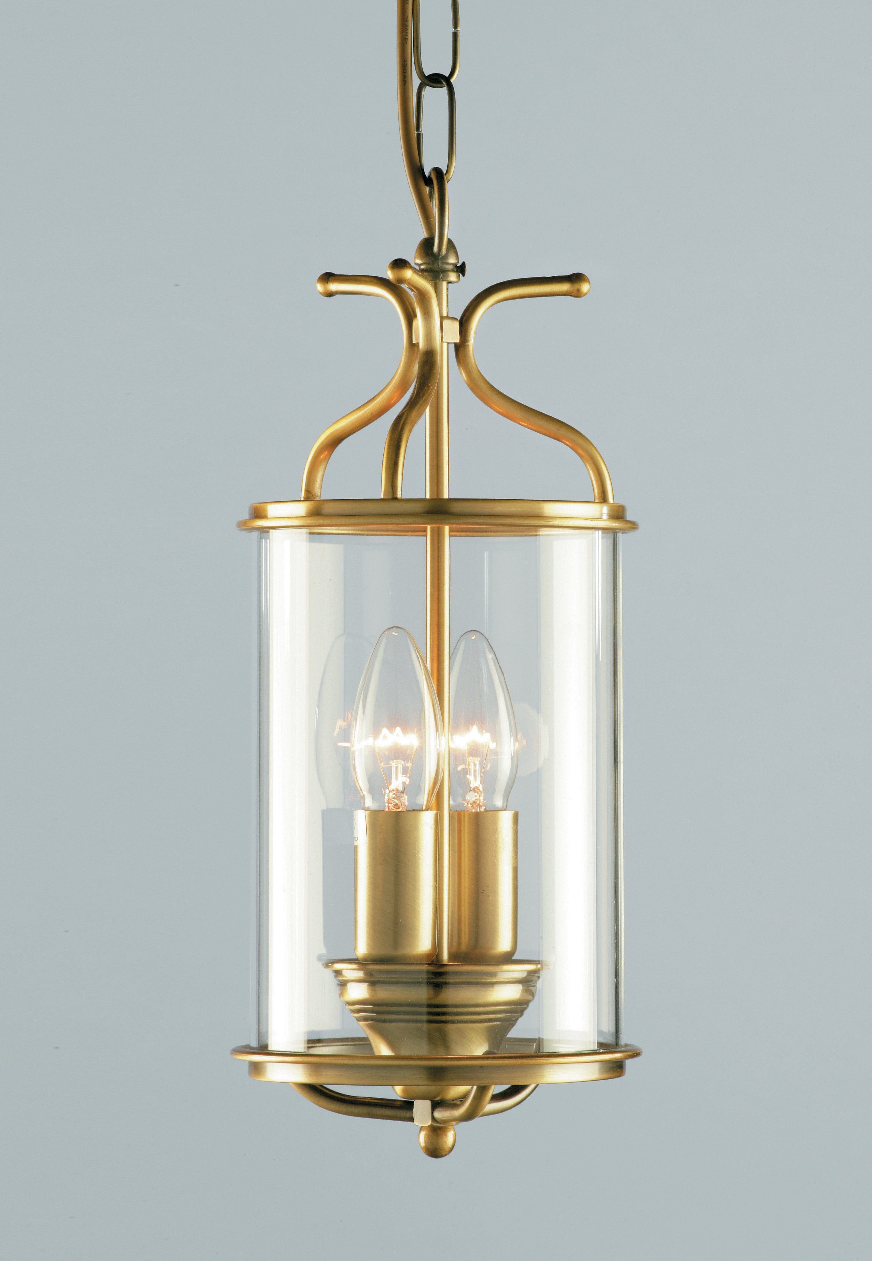 winchester 2 bulb lantern antique brass review. Black Bedroom Furniture Sets. Home Design Ideas