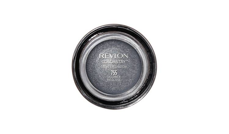 Revlon ColorStay Creme Eye Shadow - Licorice 755