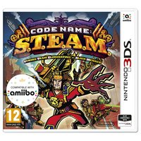 Code Name - STEAM - 3DS Game