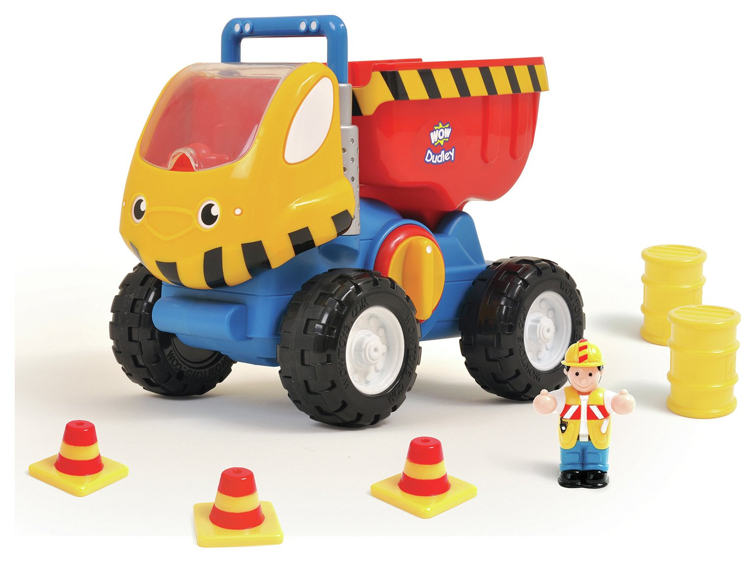 Image of WOW Toys - Dudley Dump Truck.