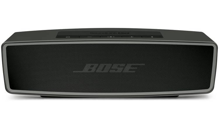 Buy Bose Soundlink Mini Series II - Carbon | Wireless and Bluetooth  speakers | Argos
