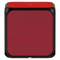 Sony - SRSX11 Portable Bluetooth Speaker - Red