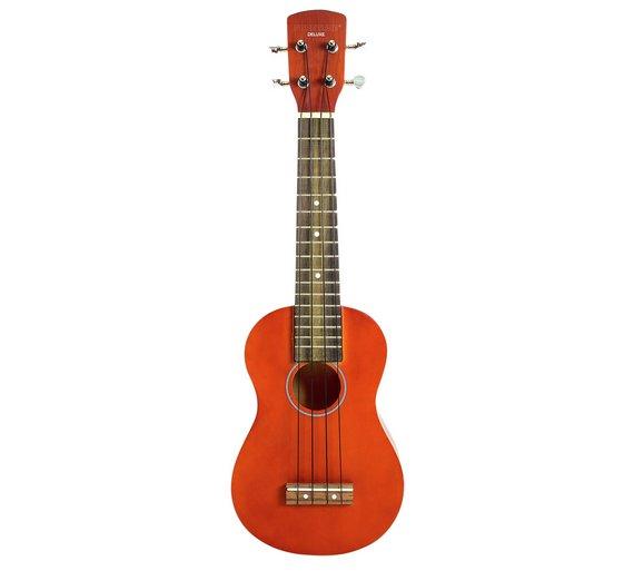 buy pure tone deluxe soprano ukulele at your online shop for uk. Black Bedroom Furniture Sets. Home Design Ideas