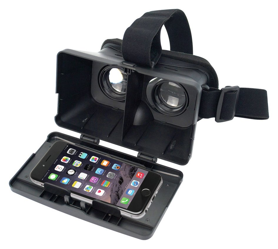 iCandy 3D Virtual Reality Goggles - For Smartphones