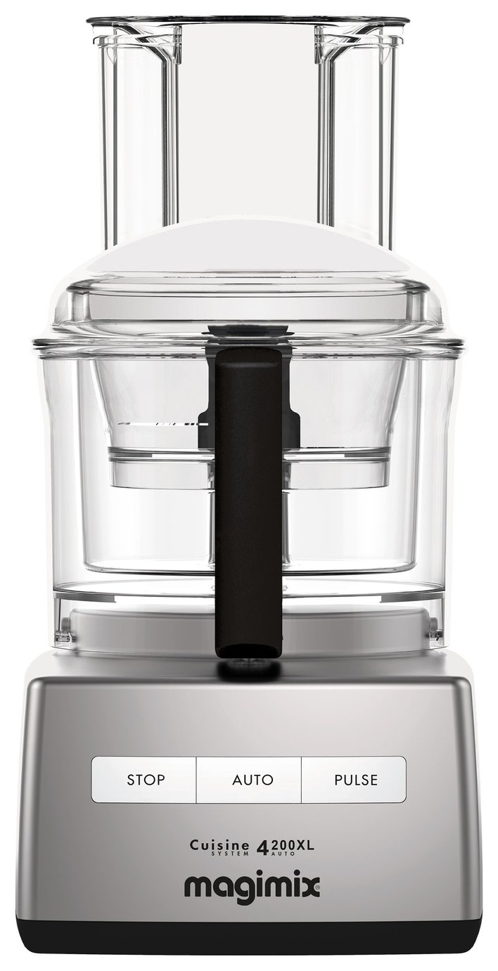 Magimix 4200XL Food Processor 18471 - Satin