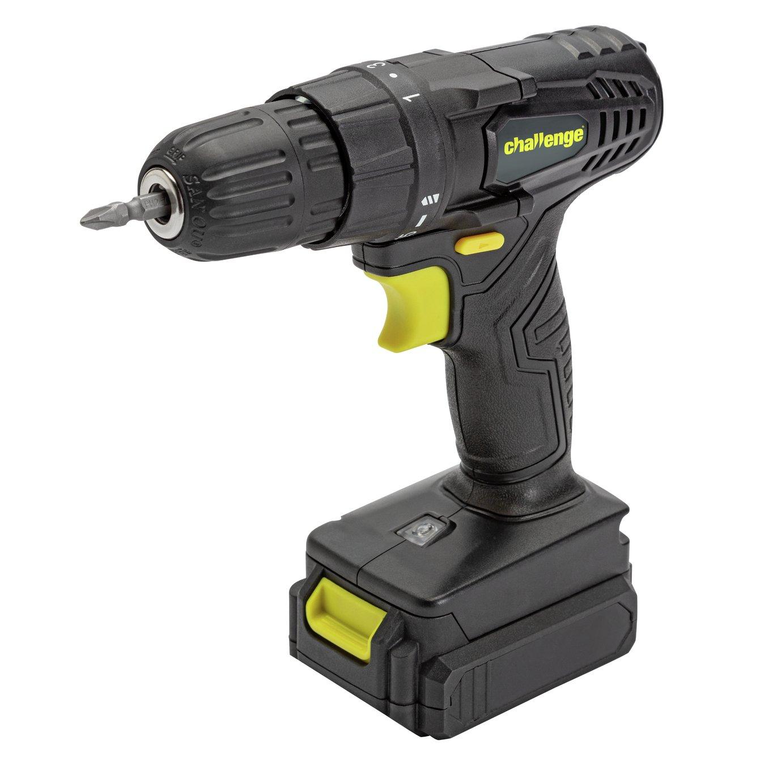 Challenge Cordless Drill Driver - 10.8V