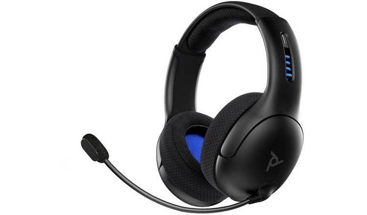 PDP LVL50 Wireless PS4, PC Headset - Black