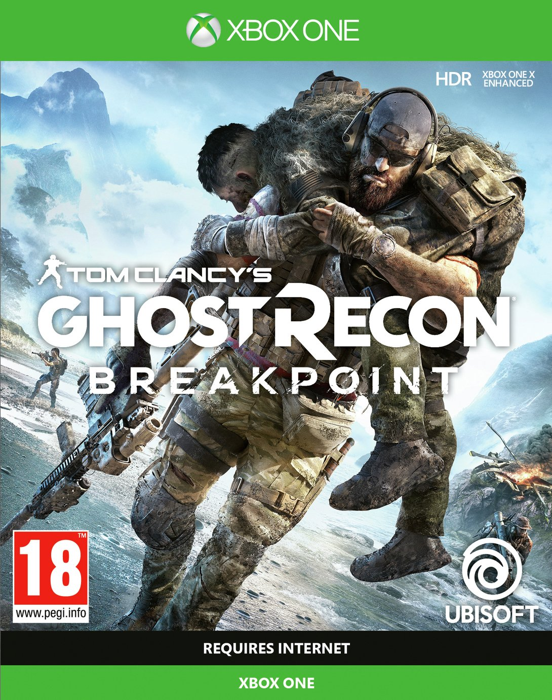 Ghost Recon Breakpoint Xbox One Pre-Order Game
