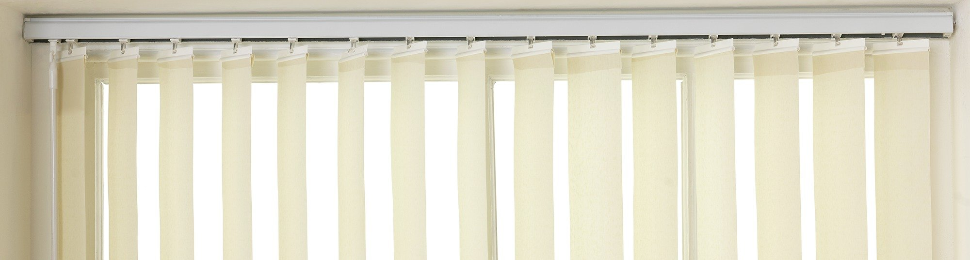 Argos Home Vertical Blind Headrail - 5ft