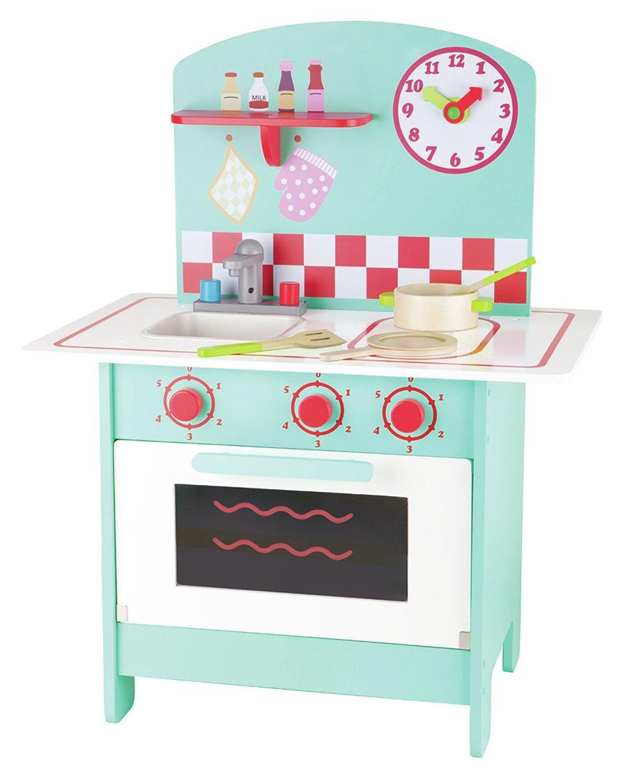 Image of Hape Aqua Retro Kitchen.