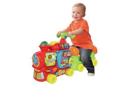 VTech Push and Ride Alphabet Train.