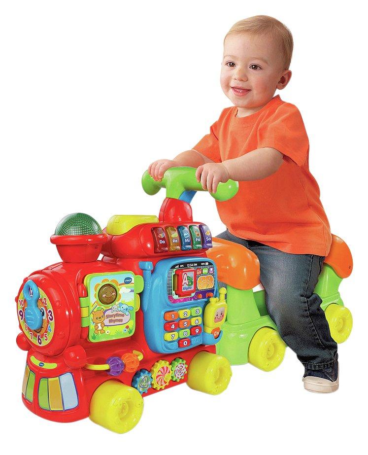 Buy Vtech Push And Ride Alphabet Train Activity Toys Argos