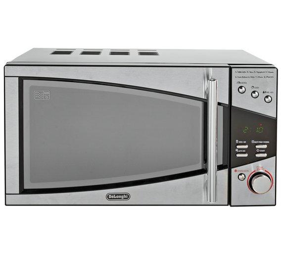 de 39 longhi 800w standard microwave p80t5a ideal for all of. Black Bedroom Furniture Sets. Home Design Ideas