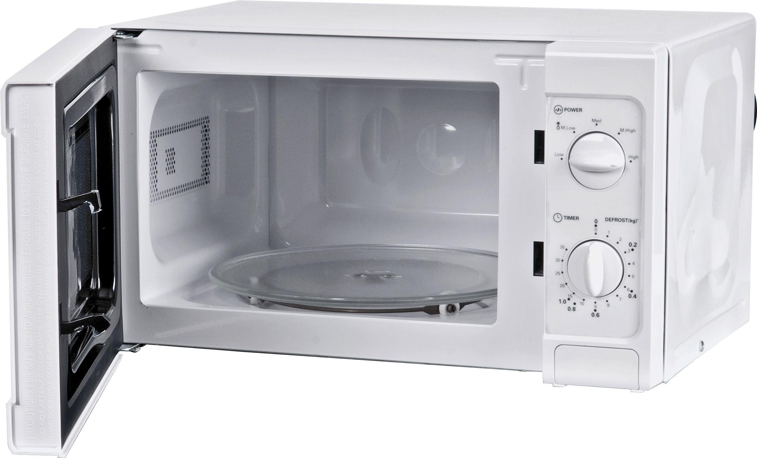 Watt Microwave Uk Russell Hobbs Rhm2064r 800 Watt Red