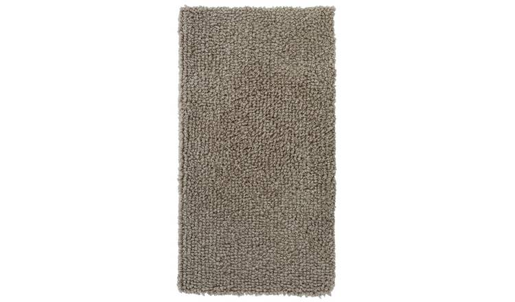 Argos Home Flump Shaggy Rug - 80x150cm - Natural