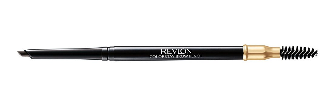 Revlon ColorStay Eyebrow Pencil - Soft Black