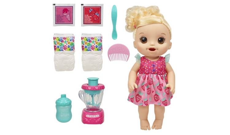 Baby Alive Magical Mixer Baby Doll