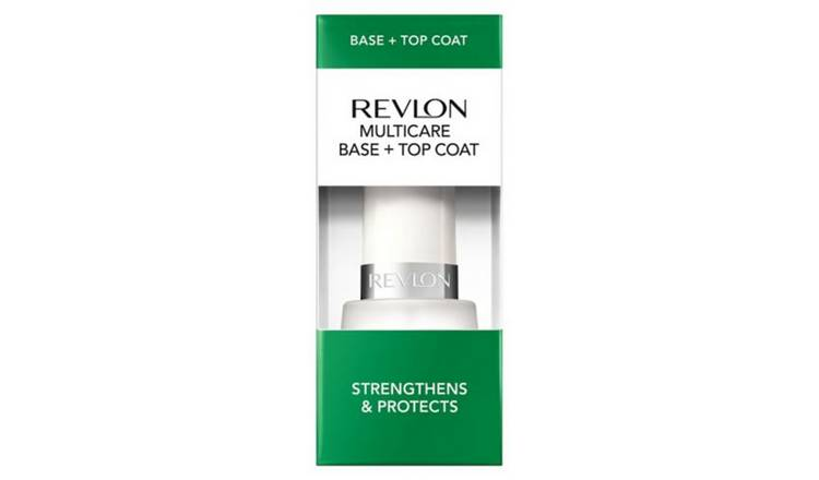 Revlon Nail Base And Top Coat 2 In 1 Clear