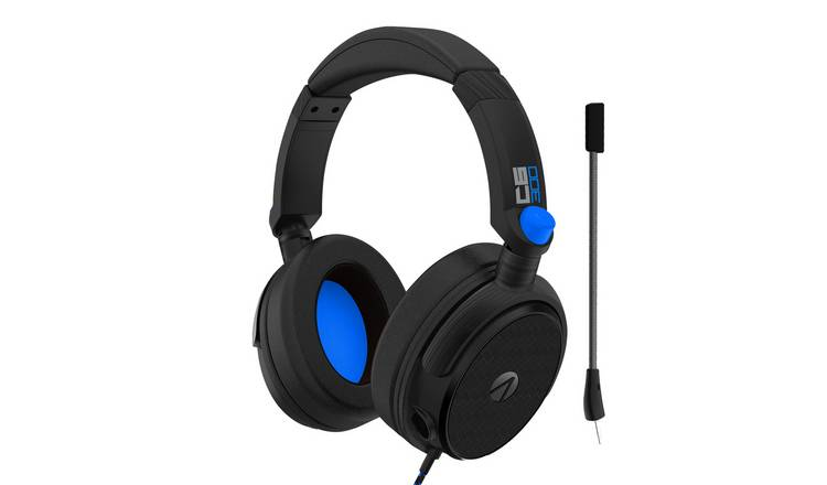 Stealth C6-300 PS4, Xbox One, PC & Switch Headset - Blue
