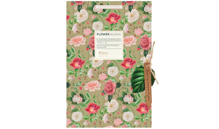 RHS Trellis Scented Drawer Liners