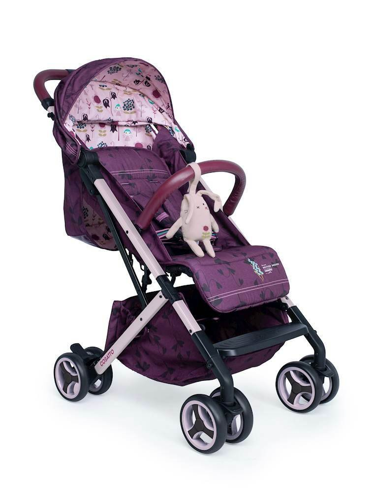 Cosatto Woosh XL Pushchair - Fairy Garden