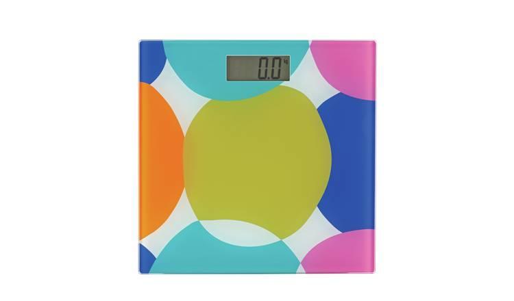 Buy Argos Home Electronic Bathroom Scales - Spots ...