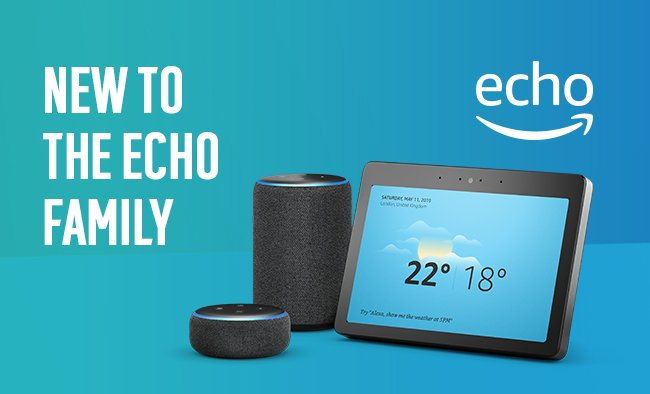 New to the Echo family.
