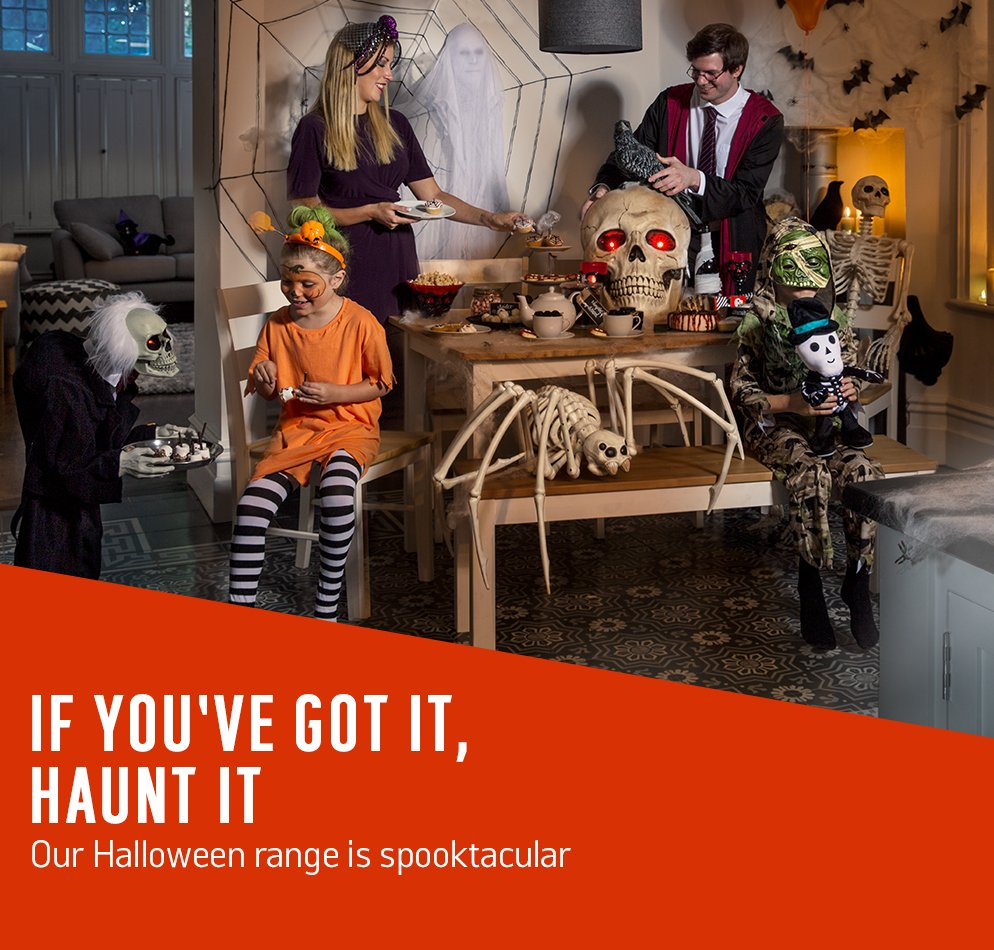 If you've got it. haunt it. Spooktacular halloween essentials.