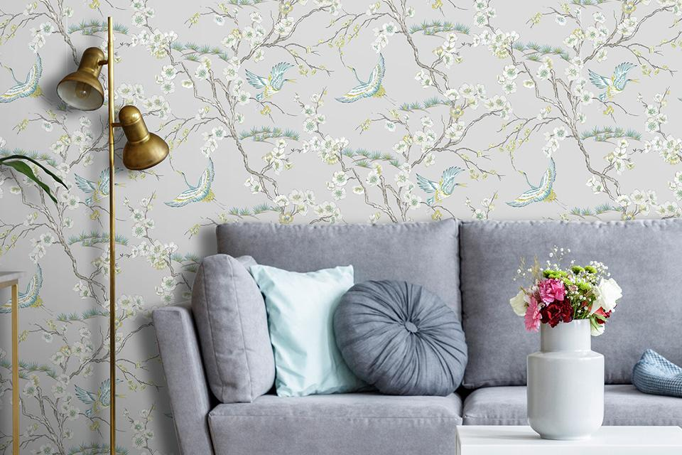 Wallpaper For A Feature Wall Argos