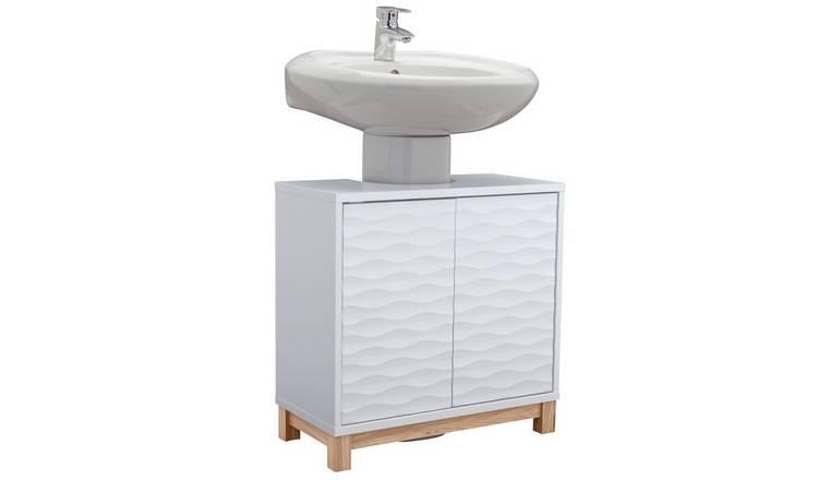 Argos Home Zander Under Sink Unit - Two Tone