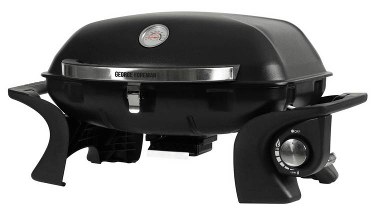 George Foreman Go Anywhere Gas BBQ