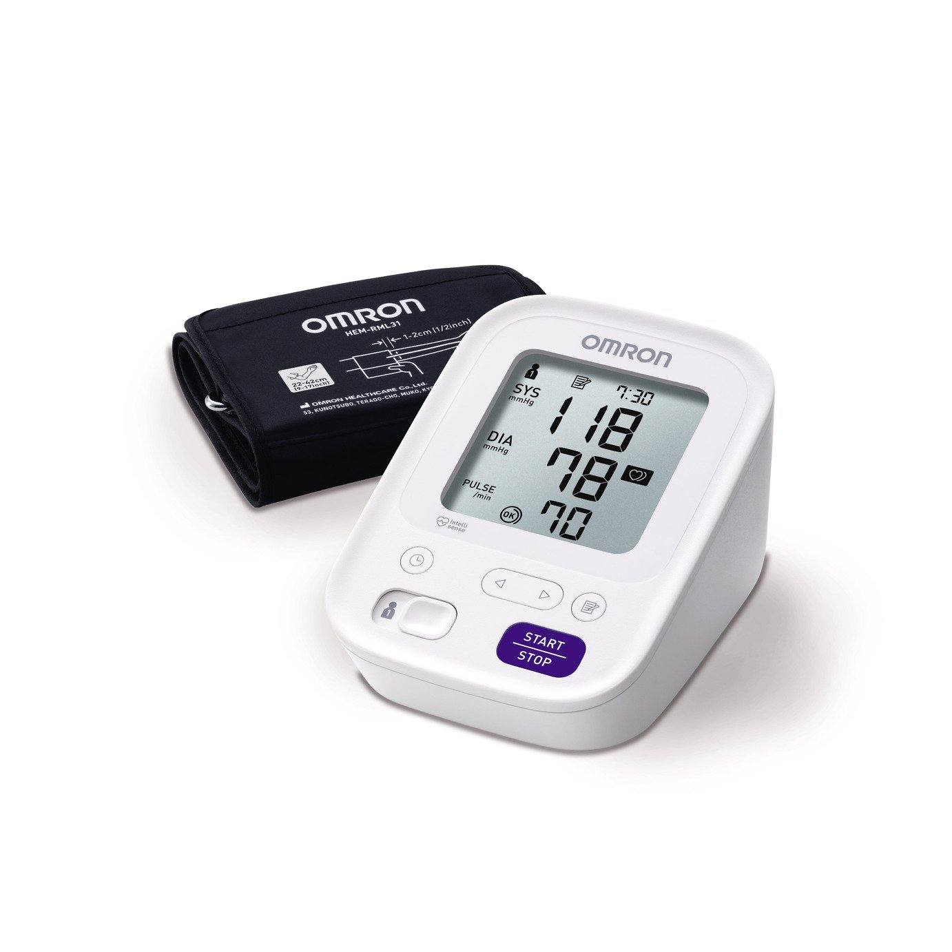 Ormon M3 Blood Pressure Monitor