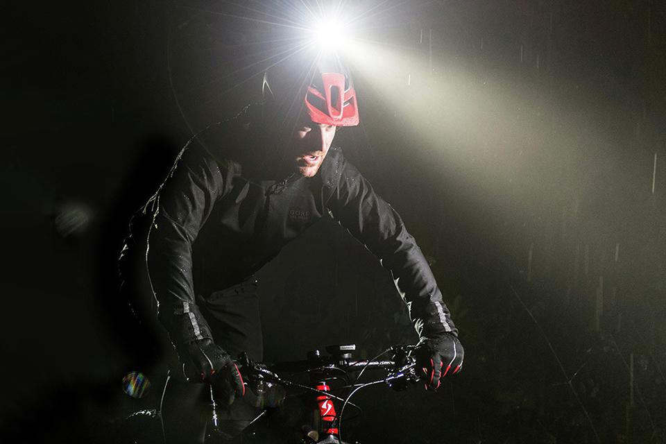 Best bike lights for cycling at night.