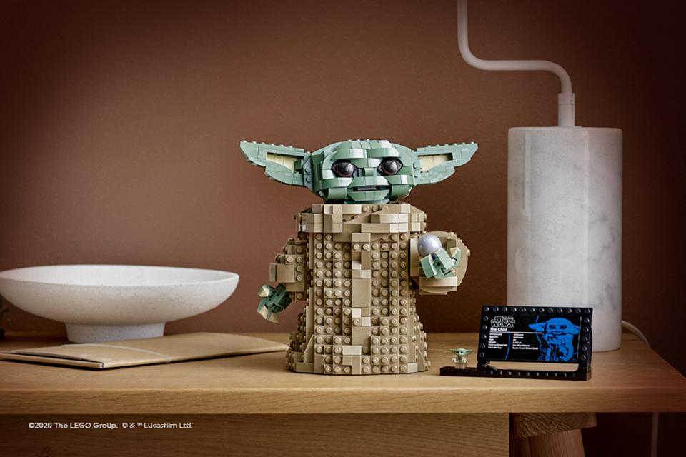 New LEGO® Star Wars 'The Child'.