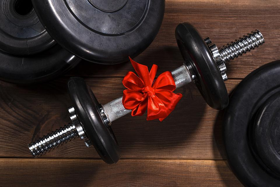 Gifts for gym lovers.