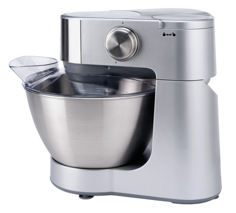 kenwood km240 prospero stand mixer stainless. Black Bedroom Furniture Sets. Home Design Ideas